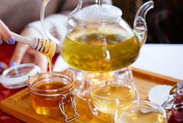 Медът помага при отслабване