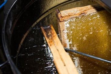 Вадене (центрофугиране) на пчелен мед