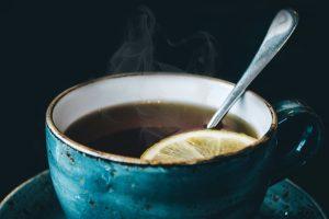 чаша с чай