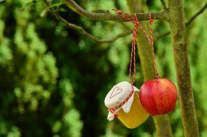 ябълки и сладко