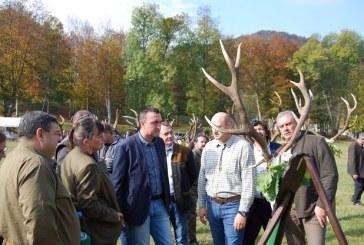 Проведе се ІV-тото годишно изложение за ловни трофеи