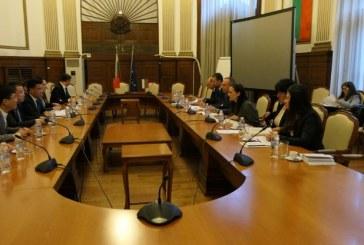 Българските селскостопански продукти са на почит в Китай
