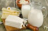 Как вкусът на млечните продукти издава състава им