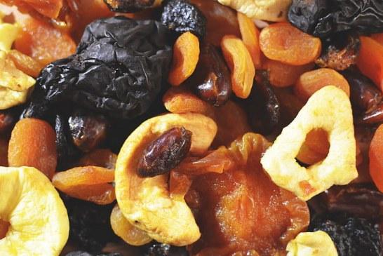 Сушените плодове – лекарство за всяка болест