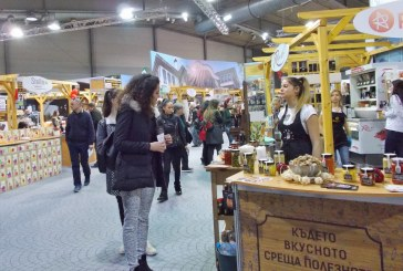 """Световна премиера на италианско суши в изложбата """"Фудтех 2019"""""""