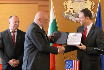 БАБХ получи сертификат за отличие