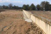 Приключи възстановяването на подпорната стена до село Катуница