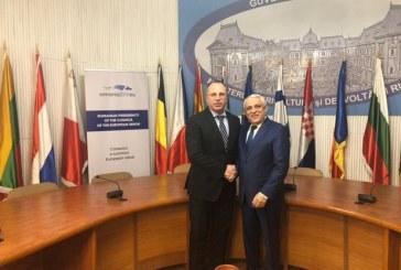 България и Румъния обсъдиха мерките за борба с АЧС