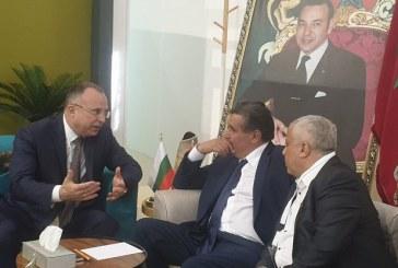 Търсят се възможности за увеличаване на стокообмена между България и Мароко