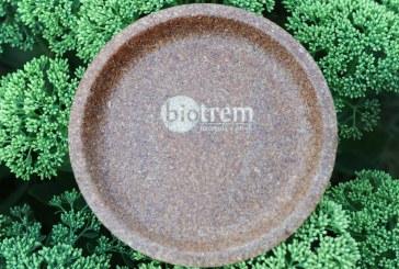 Полска компания създаде чинии от пшенични трици