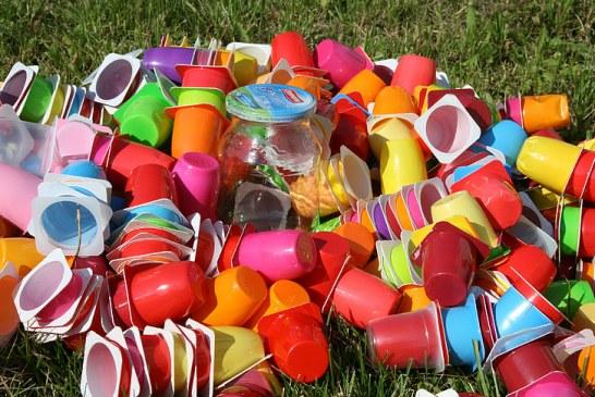 До няколко години спираме употребата на пластмасови изделия