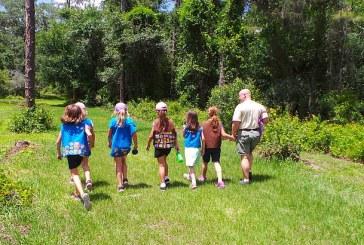 """Деца от Банкя бяха """"лесовъди за ден"""""""