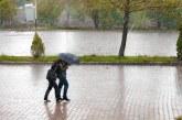 Интензивни валежи на много места в страната