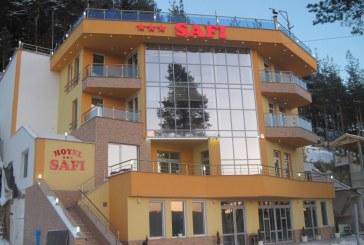 Изряден хотел и друг без никакви гости посетиха от ДФЗ