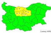 Валежи до 30 л/кв.м. се очакват в четири области днес