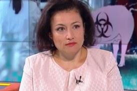 Десислава Танева: Ще има кадрови промени в БАБХ