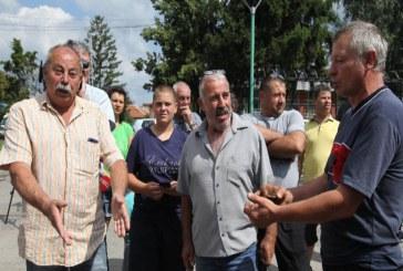 Протестиращите край село Крушаре предупреждават в отворено писмо за опасност от зарази