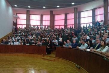Зам.-министър Янко Иванов откри академичната година в Аграрния университет в Пловдив