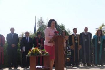 Министър Танева: Аграрният сектор в България има нужда от образовани млади хора