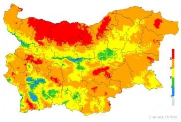 Високите температури отново създават опасност от пожари
