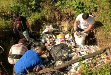 Доброволци чистиха Родопите 9 дни