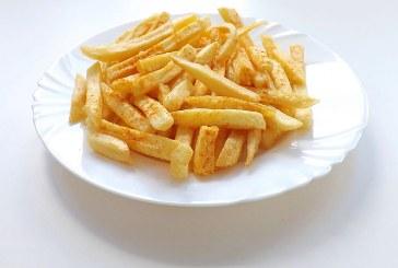 Пържени картофи и чипс причиниха слепота на тийнейджър