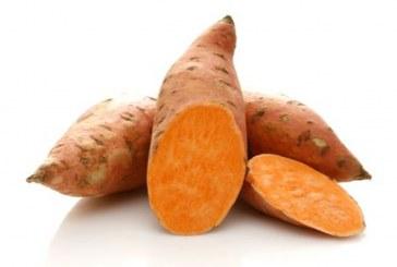 Сладките картофи предпазват очите