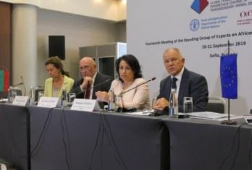 Стриктното спазване и прилагане на всички необходими мерки за биосигурност ще дадат положителни резултати в борбата с АЧС