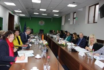 Българо-германската група за сътрудничество по опазването на околната среда заседава в София