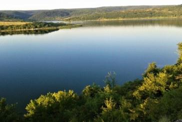 """Рибари на протест заради замърсяването на водите в язовир """"Пчелина"""" и река Струма"""