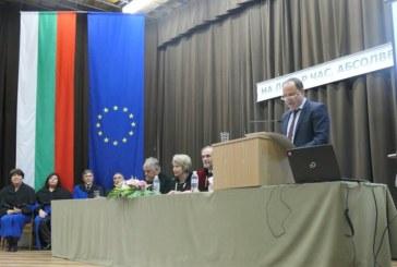Зам.-министър Иванов присъства на дипломирането на абсолвентите от Лесотехническия университет, випуск 2018/2019