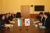 Зам.-министър Иванов и посланикът на Република Корея обсъдиха възможности за задълбочаване на сътрудничеството и търговията в областта на земеделието