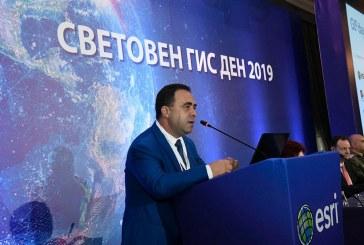 Зам.-министър Живков участва във форум за географските информационни системи