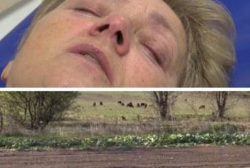 Жена е в болница с три счупени прешлена след бой за земеделска земя