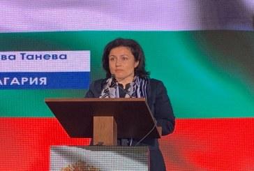 Министър Танева: Заедно трябва да намерим и определим зелените практики в бъдещата ОСП
