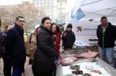 Министър Танева: Потреблението на риба и рибни продукти в страната се увеличава всяка година