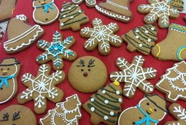 Коледни бисквити по рецепта на Катето Евро