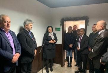 """Министър Танева присъства на тържествено откриване на музеен кът в ДГС """"Акад. Николай Хайтов"""""""