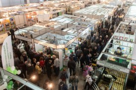 """Изложбата """"Агра 2020"""" показва единствената в света машина за рози"""