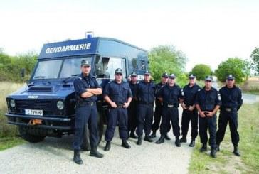 Полиция и жандармерия се включиха в опазването на селскостопанската реколта