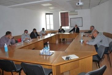 Проведе се среща в ИАГ с представители на фирми, стопанисващи дивечовъдните участъци в страната